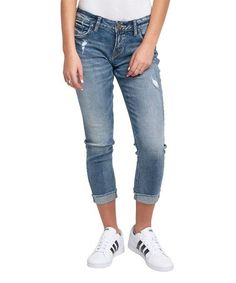 Look what I found on #zulily! Indigo Sam Capri Jeans - Plus #zulilyfinds