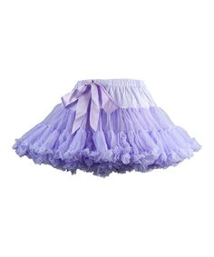 Loving this Perfectly Periwinkle Pettiskirt - Infant, Toddler & Girls on #zulily! #zulilyfinds