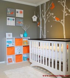 How To Choose The Best Baby Room Decorations | Decor Advices