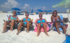 It was a sisters' weekend with great sun for Kim Johnson Cook and her siblings. When's your next girls' getaway?