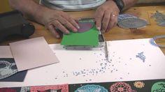 Detailed Die Cutting Workshop