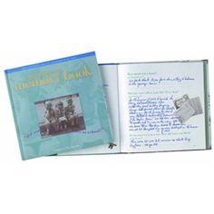 Grandparents Memory Book -