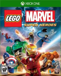 Featured Anytime Video Game: Lego: Marvel Super Heroes - Xbox 360 Pre-Owned: $33.93: Goodwill Anytime featured item:… Free Standard Shipping