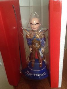 Carlton thunderbirds ltd #edition the hood figure /model 1999 - #gerry #anderson,  View more on the LINK: 	http://www.zeppy.io/product/gb/2/111979118072/