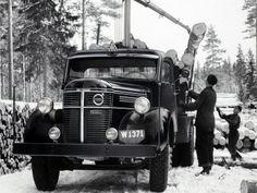 Volvo LV150 '1946–49