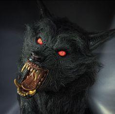 The Howling Werewolf