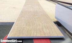 Installing a DIY Plywood V-Groove Plank Ceiling