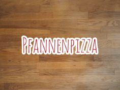 Schnelle und einfache Pizza für zu Hause Neon Signs, Recipies