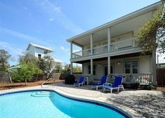 & - Gulf Views and Private Pool - Featured on HGTV& House Hunters!Vacation Rental in Blue Mountain Beach from Hgtv House Hunters, Destin Rentals, Beach 2017, Florida Vacation, Florida Fl, Heated Pool, Beach Town, Blue Mountain, Private Pool