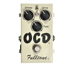 Win a Fulltone OCD Effects Pedal