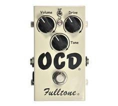 Win a Fulltone OCD Effects Pedal