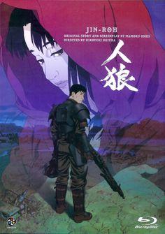 Jin-Roh (Aka Jin-Roh The Wolf Brigade) (1998) (Hiroyuki Okiura)