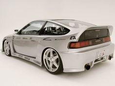 Album #4435 contains photo(s) of GroundDesigns Custom Honda CRX