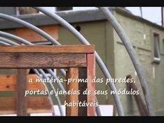 Gregory Kloehn Homeless Homes Project - YouTube