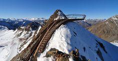 Top of Tyrol   Stubai Glacier in Tyrol, Austria   Aste Weissteiner Architecture