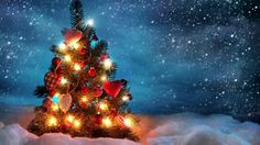 Christmas (1920x1080) Wallpaper - Desktop Wallpapers HD Free Backgrounds
