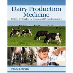 This book integrates new technology and concepts that have been developed in recent years to manage dairy farms in a profitable manner. The approach to the production of livestock and quality milk is multidisciplinary, involving nutrition, reproduction, clinical medicine, genetics, pathology, epidemiology, human resource management and economics. The book is structured by the production cycle of the dairy cow covering critical points in cow management.