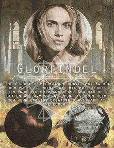 """"""" PART SIX OF SERIES (X) """"…Then sprang the Balrog in the torment of his pain and fear full at Glorfindel, who stabbed like a dart of a snake; but he found only a shoulder, and was grappled, and they..."""