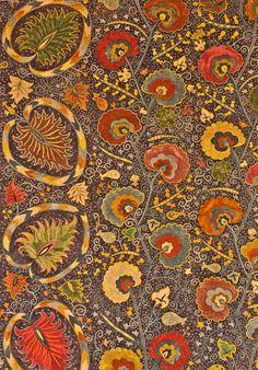 Joseph velvet, 100% cotton pile. Perfect for creating heirloom upholstery. £181.80 per metre.