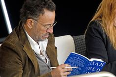 """Bruce Springsteen was recently spotted reading """"Examined Lives"""" by politics and liberal studies professor Jim Miller"""