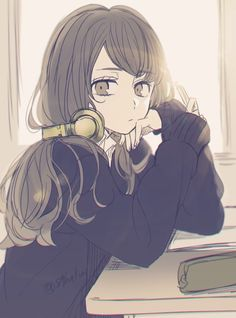 sachi-iro no onne room Create associated with a list of manga you've seen and discover new manga and Kawaii Anime Girl, Manga Kawaii, Pretty Anime Girl, Beautiful Anime Girl, Anime Art Girl, Manga Girl, Anime Girls, Anime Chibi, Chica Anime Manga