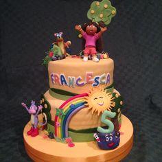 Dora's cake