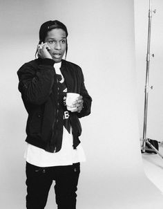 another artist i like to listen to is asap rocky.