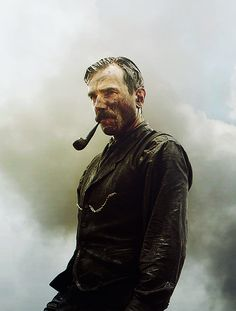 Daniel Day-Lewis in There Will Be Blood. Without a doubt deserved the Oscar for Best Actor. Inarguably one of the greatest actors