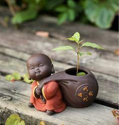 Baby Buddha, Little Buddha, Buddha Decor, Buddha Art, Small Buddha Statue, Sculpture Art, Sculptures, Buddha Garden, Buddha Painting