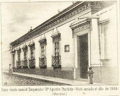 Casa natal de Agustín de Iturbide