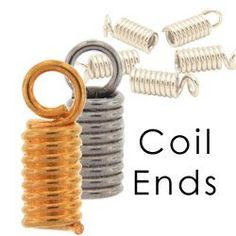 another tutorial for applying coil ends to cording