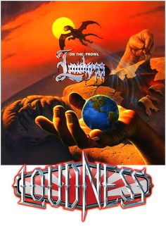Burgos Btt Metal: Canciones para una vida - Loudness - Never Again Metal On Metal, Power Metal, Loudness, Metal Songs, Metal Albums, Never Again, Thrash Metal, Hard Rock, Cover Art