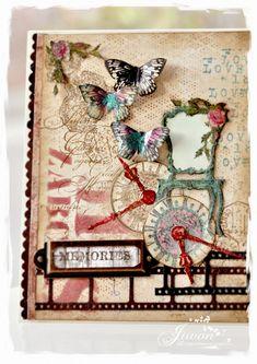 Jiwon's Magnolia Blog: Romantic typewriter [VintageBOX6_Sleigh Bells]