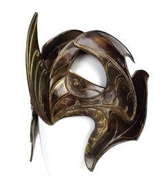 Galadhrim helmet view 1