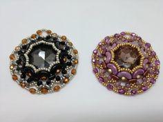DIY Tutorial: modulo Shooting Star (Stella Cadente) - incastonatura con Arcos - les perles par Puca - YouTube