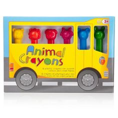 Animal crayons!