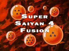 DragonBall Z Failed Super Saiyan 4 Fusion
