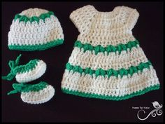 Mamma That Makes: Cathán Set - Free Crochet Pattern - premie baby pattern