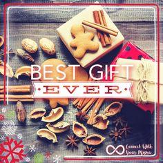 Toma un tiempo y piensa (no nos digas): ¿Cuàl es el mejor regalo que puedes hacerte tù mism@ hoy? Misma  #bestgiftever