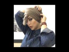 اتعلمي ازاي تعملي لفة التربون (ا لطريقة الاولي ) - YouTube Turban Tutorial, Hijab Tutorial, Head Scarf Styles, Hair Styles, English For Beginners, Turban Hijab, Turban Style, Mode Hijab, Scarf Hairstyles