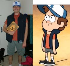 grqvity falls dipper costume | Gravity Falls Dipper Halloween Costume with Vol. 3 by ~RedCrosseKnight ...