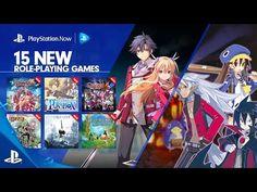 15 New RPGs on PS Now – OtakuSIslanD – TheGeeKPlaCe