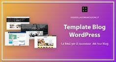 Scopri il Template Blog WordPress Migliore per Creare il tuo Blog, Responsive, Con +100 layout disponibili e 100% Personalizzabile in modo Semplice. Consigli sugli elementi fondamentali per un Blogger: