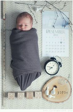 The calendar with the heart on the day... Genius!