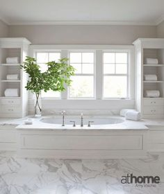 Wood Panel Drop In Tub - Design photos, ideas and inspiration. Amazing gallery of interior design and decorating ideas of Wood Panel Drop In Tub in bathrooms by elite interior designers.
