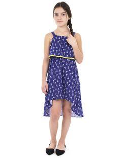 02f64c8854dd Robe à effet superposé au motif d ananas - Mode Choc   Le grand magasin de  la mode