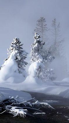 21 Ideas wallpaper iphone winter beautiful nature for 2019 Winter Wallpaper, Christmas Wallpaper, Nature Wallpaper, Winter Schnee, Giada De Laurentiis, Winter Beauty, Winter Time, Beautiful Pictures, Winter Wonderland
