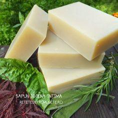 Cum se face săpunul natural – Rețete De Frumusețe Natural Shampoo, Natural Deodorant, Natural Hair Care, Organic Soap, Shampoo Bar, Salvia, Sweet Almond Oil, Natural Herbs, Vegan Friendly