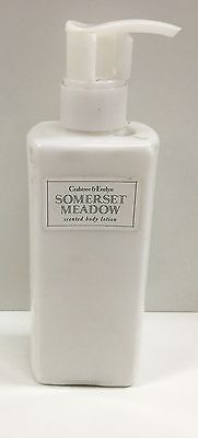 Crabtree & Evelyn Somerset Meadow Body Lotion 6.8 Fl.oz. (200ml).  New
