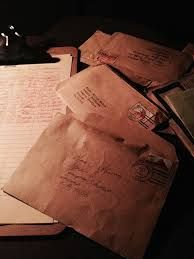 punch drunk the drowned man letters - Google Search